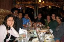 2010 Summer Internship group photo