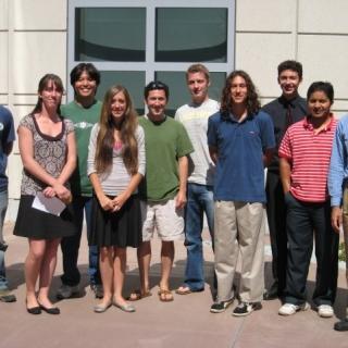 2008 Summer Interns